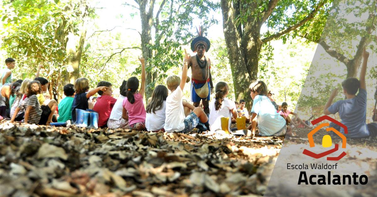 Veja o vídeo da vivência com os indígenas Kariri-Xocó em nossa escola