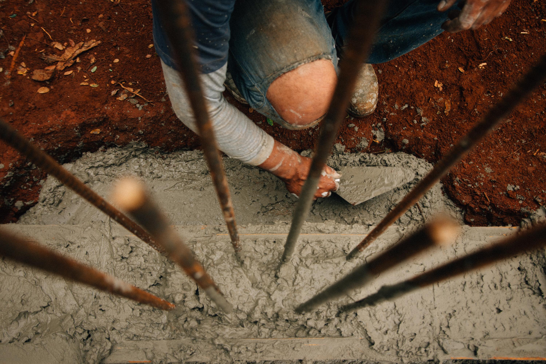 Construção – Prédio do Ensino Fundamental